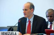 Logros congelados de la Revolución: Menéndez habló en la ONU de la Venezuela de 2013