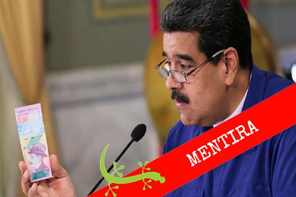 #Cotejado Medidas anunciadas por Maduro en agosto no han logrado sanar la economía