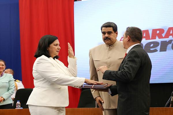 Dos protestas al día marcaron gestión de Carmen Meléndez en Lara
