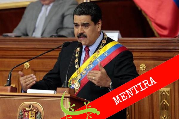 """Maduro: """"No estoy privatizando nada"""""""