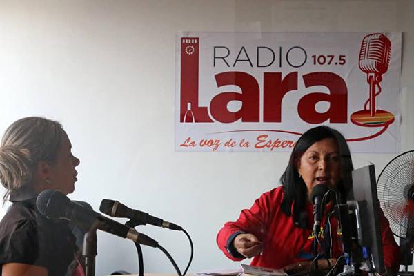 Gobernadora de Lara: