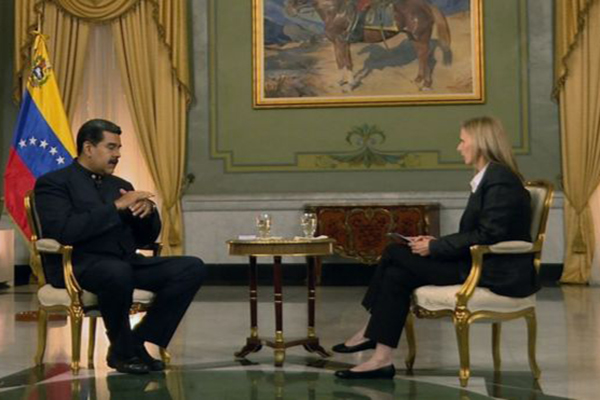 #CotejoVerifica Maduro no atinó en respuestas a la BBC sobre temas de hambre, migración y Juan Guaidó