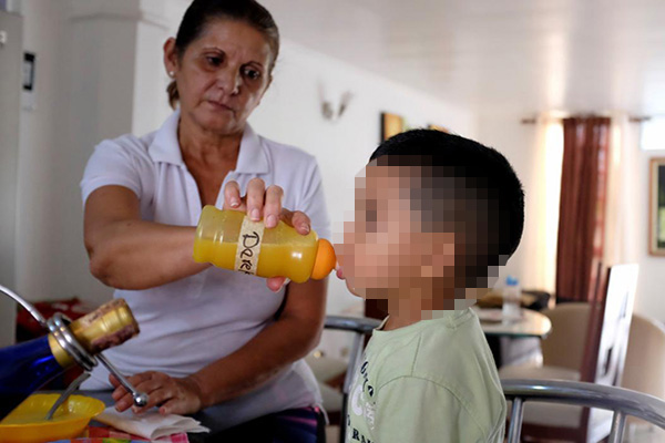 Maduro asegura que su gobierno protege a la infancia