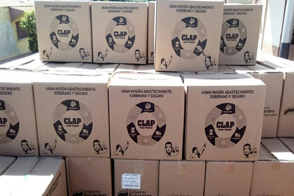 Los CLAP distribuyeron 0,78 kg diarios de alimentos por hogar