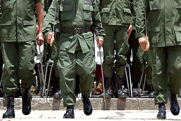Militares venezolanos entre los peor pagados del mundo #CotejoVerifica