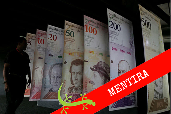 Maduro prometió en 2018 la recuperación económica de Venezuela