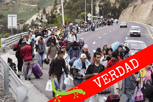 Asamblea Nacional asegura que cada día 5.000 venezolanos se van del país