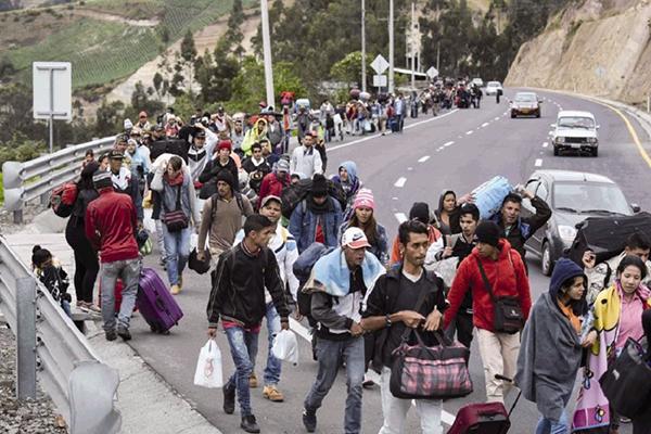 ¿Cuál es el estado de la crisis migratoria de venezolanos?