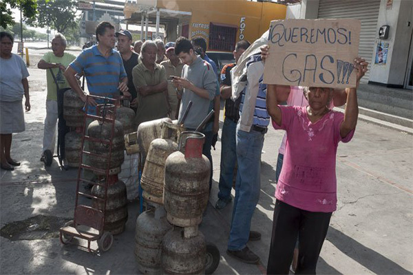 La odisea del gas en Lara: un problema no resuelto