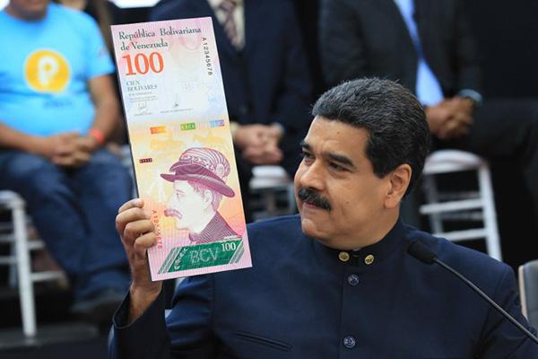 La Venezuela de Nicolás Maduro: 7 años en reversa
