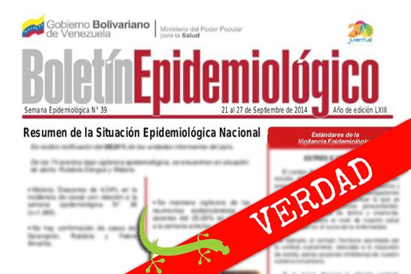 Coronavirus encuentra a Venezuela sin información epidemiológica actualizada