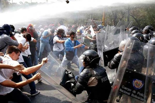 Violencia política en Venezuela sigue en alza