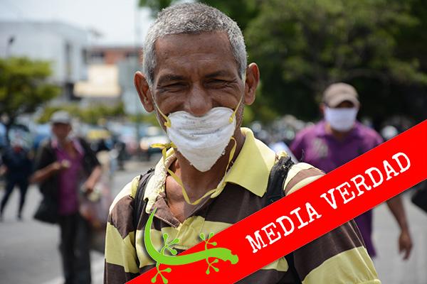 """Maduro: """"Hemos logrado buenos niveles de acatamiento"""" de la cuarentena social"""