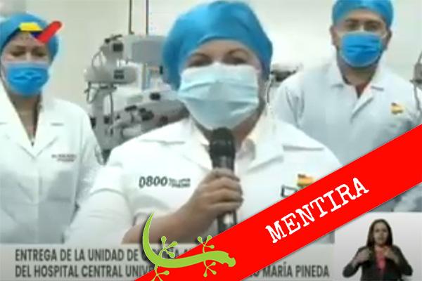 Carmen Meléndez aseguró que intervendrán hasta 1.200 pacientes al mes en renovada Unidad de Cirugía Ambulatoria