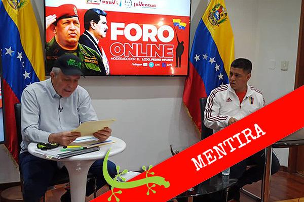 "Gobierno de Maduro acusa de ""bioterroristas"" a migrantes venezolanos retornados"