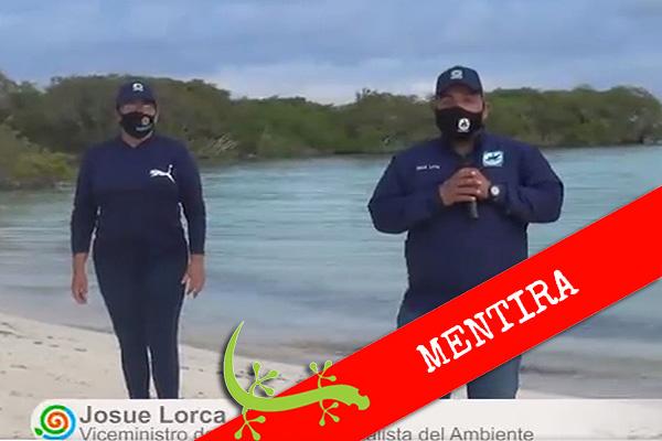 """Josué Lorca: """"Playas de Morrocoy están aptas para ser visitadas"""""""