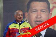 """Diosdado Cabello: """"Venezuela tiene los más bajos índices de mortalidad de COVID-19 por millón de habitantes"""""""