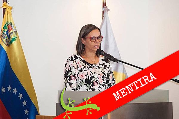 Indira Alfonzo: Aumento en cifra de diputados permitirá equilibrio entre voto lista y nominal