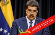 """Maduro: """"En Venezuela estamos aplanando la curva del coronavirus"""""""