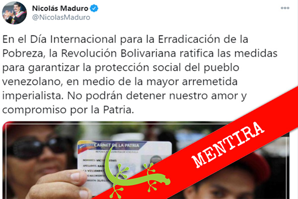 """Maduro: """"Gobierno garantiza medidas de protección social a los venezolanos"""""""
