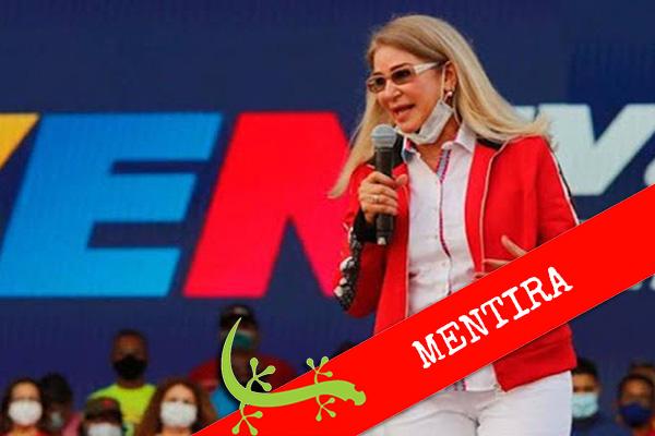 Cilia Flores: