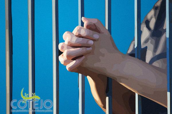 41 presos han fallecidos en calabozos policiales y centros penitenciarios en lo que va de 2021