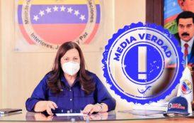 Índice delictivo ha disminuido casi 40 % en Venezuela