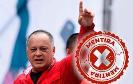 Cabello: Venezuela es el país políticamente más estable