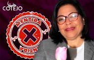 Asia Villegas: Las mujeres pudimos votar por otras mujeres con la llegada de Chávez