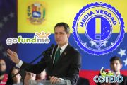 Guaidó: 10 % de las campañas de GoFundMe provienen de Venezuela