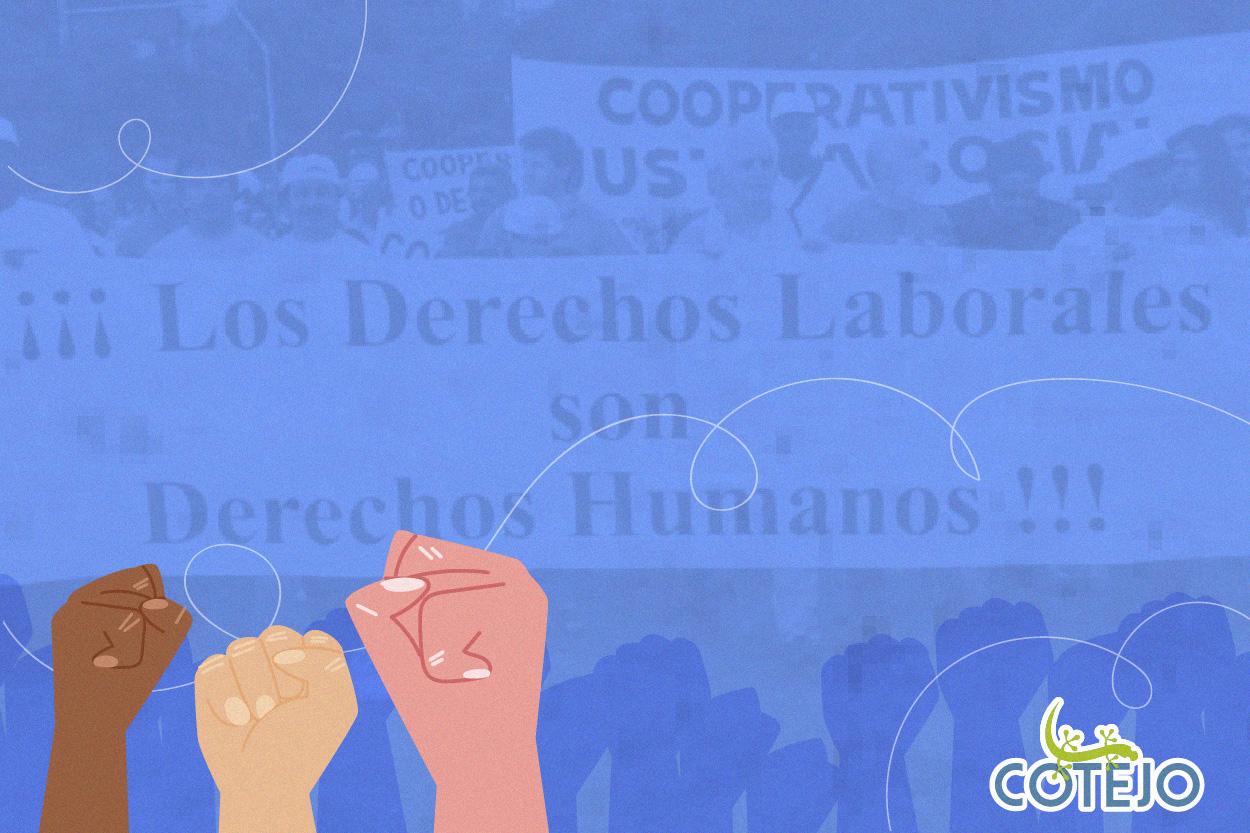 Venezuela incumple todos los derechos humanos laborales