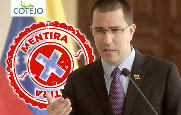 Jorge Arreaza: