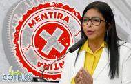 Delcy Rodríguez: Deterioro de servicios públicos se debe a las sanciones
