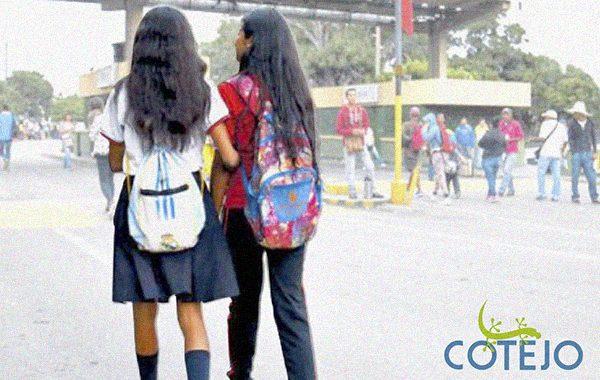Matrícula de estudiantes venezolanos en Norte de Santander creció 109 % en 2 años