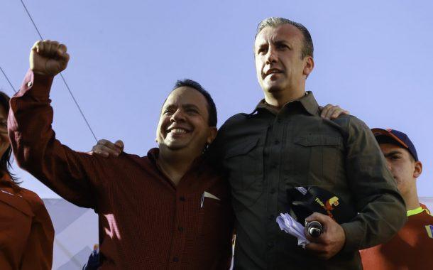 Rodolfo Marco Torres repite viejas promesas de El Aissami sobre Aragua Potencia