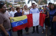 #CotejoDiáspora Más de 200 mil venezolanos se encuentran en Perú