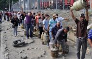 Protestas en alza por gas en Lara pese a anuncios de mejora