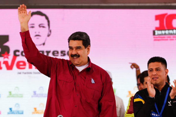"#CotejoVerifica Maduro: ""Muy pronto voy a eliminar el déficit fiscal"""